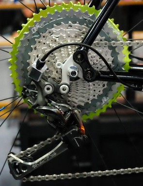 Phil Wood's 13-speed cassette: engineering experiment, or the future?