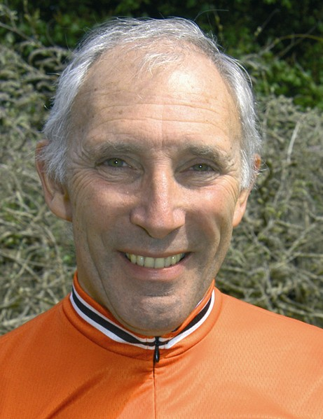 Cycling Plus contributor Phil Liggett