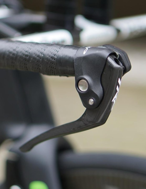TRP's brake systems are generally well regarded, but the brand is shut out of the full drivetrain game