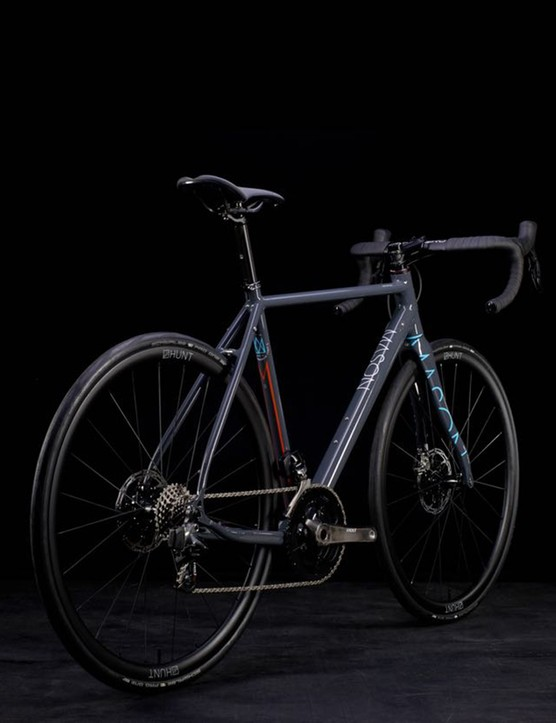 Mason Cycles' aluminium Definition