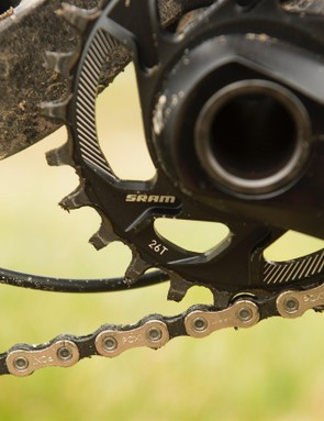 Consider changing your chainring