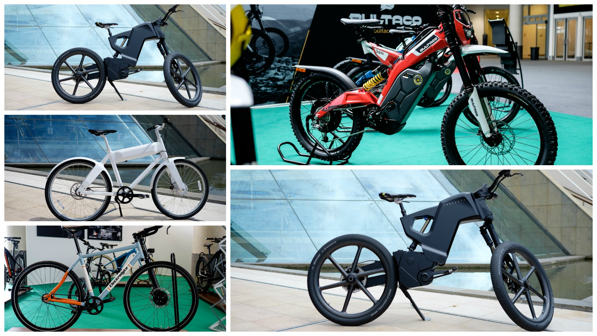 E-bikes are definitely getting better, and more attractive, all the time