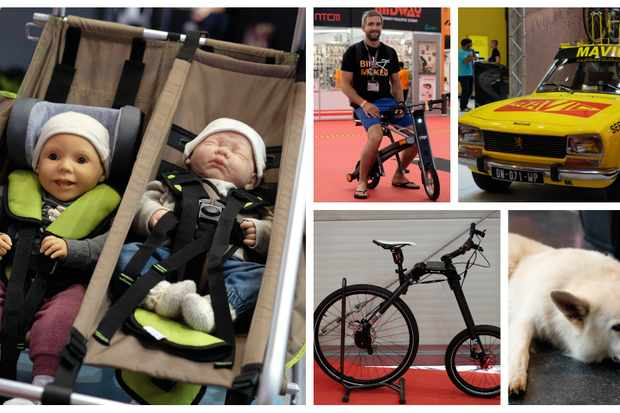 The weird and wonderful from Eurobike 2016