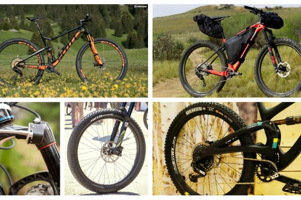 What are this year's trends in mountain biking?