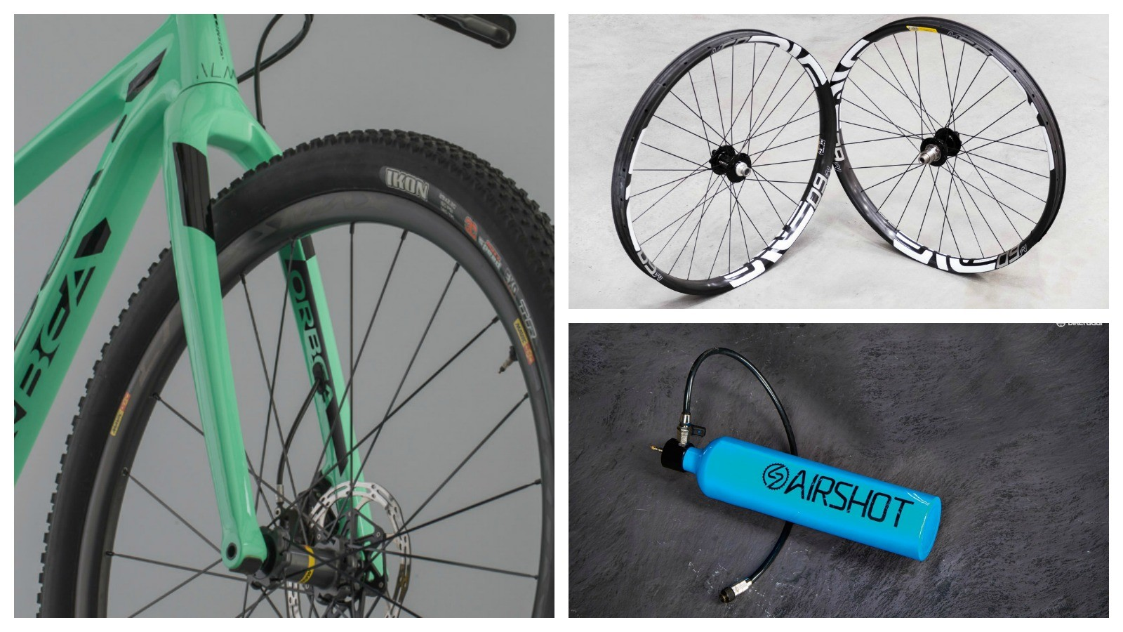 Drop even more weight from your bike