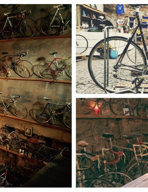 The sale represents a unique opportunity to purchase a vast rideable chunk of recent road cycling history