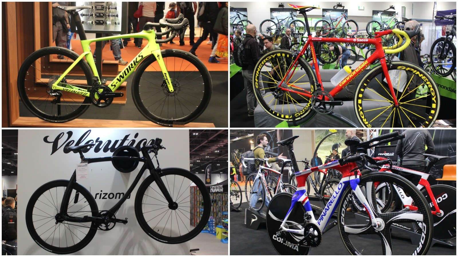 The London Bike Show 2017