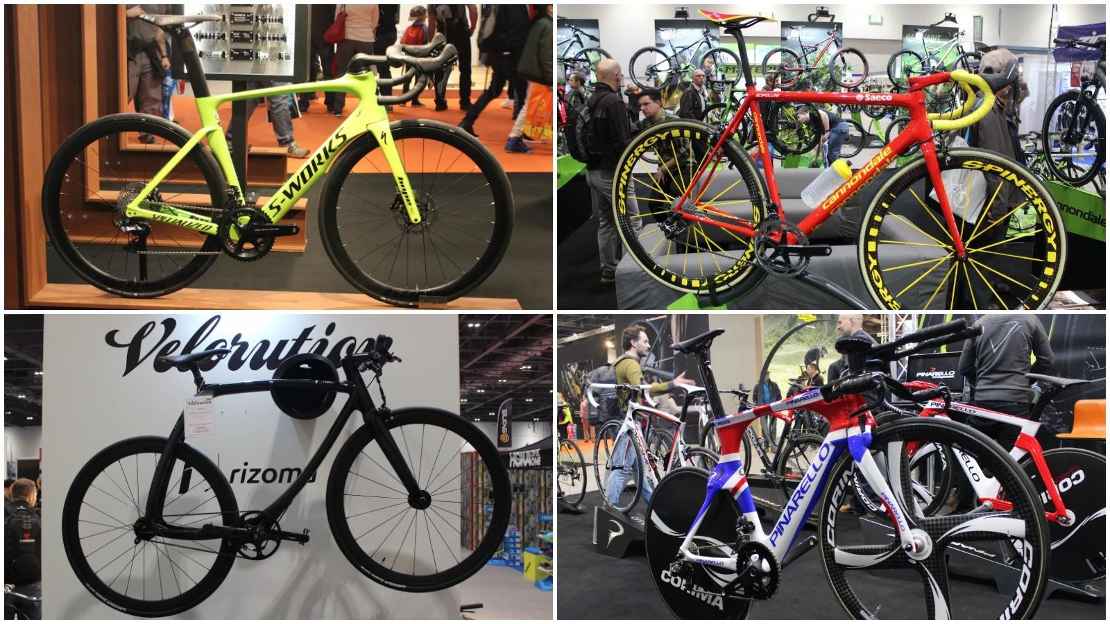 The London Bike Show 2017