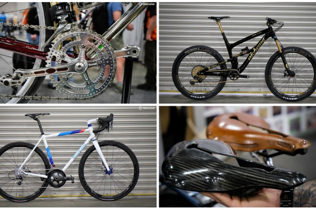 NAHBS 2017 was rammed with the weird and wonderful