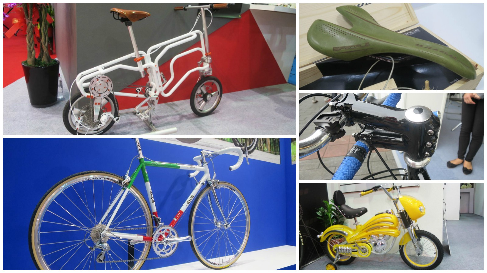 Taipei Cycle Show 2017: The good, the bad and the ugly