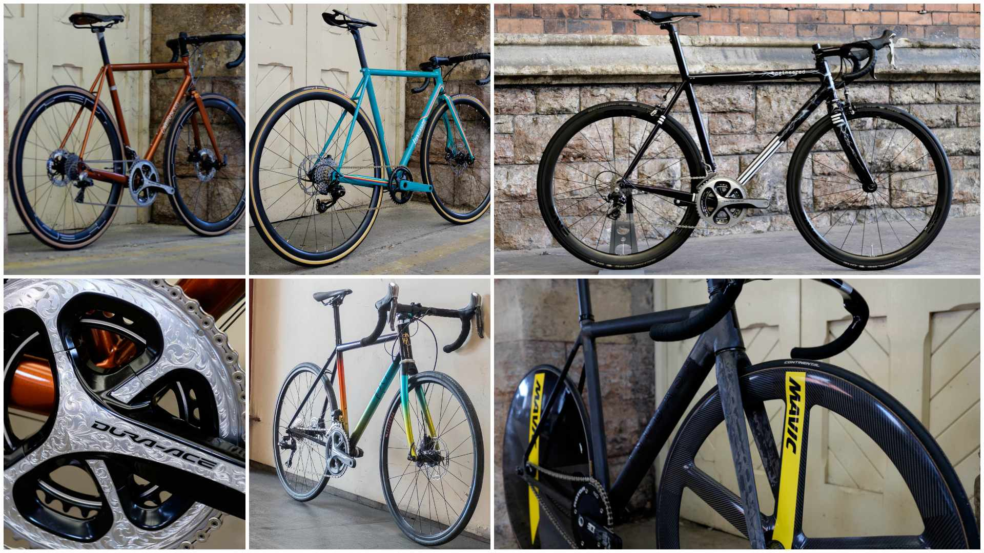 Check out our 11 favourite bikes from this year's edition of Bespoked