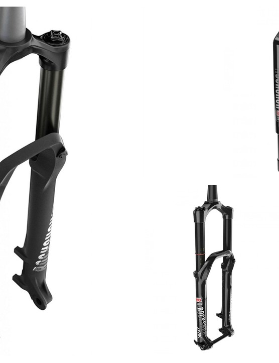 RockShox has made major changes to many of its most popular forks for 2018