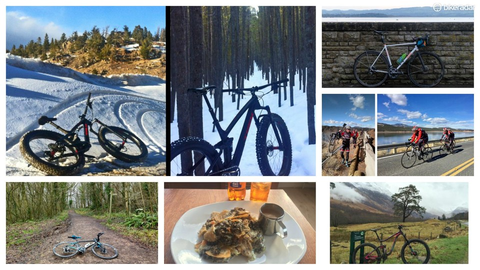 bbb278616b6 Haggis nachos, walking road bikes and spectacular bonking - BikeRadar