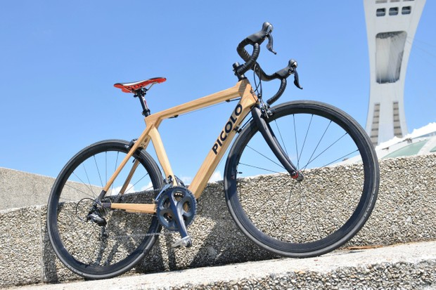 Picolo Vélo is making bikes from ash wood in Montreal
