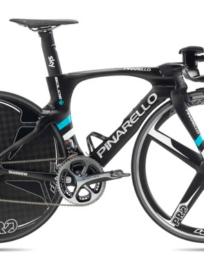 The new Pinarello Bolide TT will be raced at the 2016 Giro d'Italia
