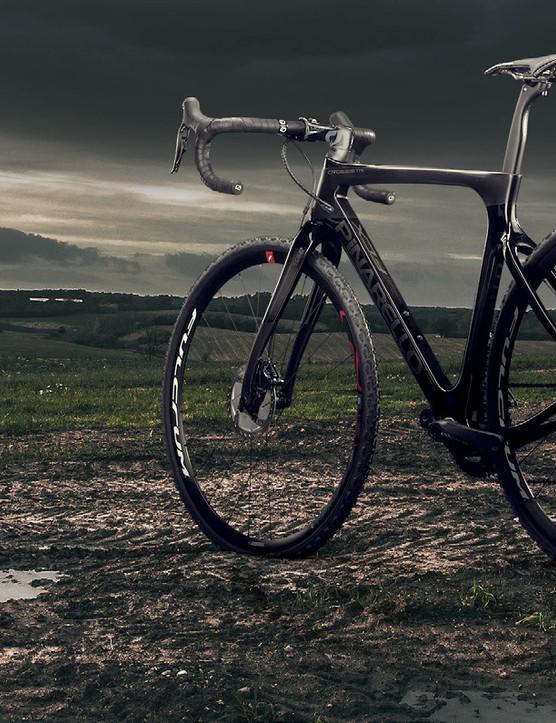 Pinarello's new Crossista cyclocross bike