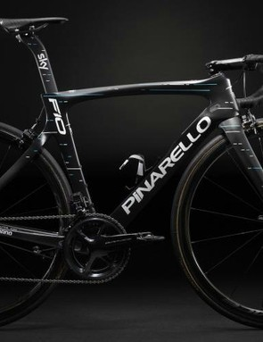 Pinarello's Dogma F10 just got unveiled for 2017
