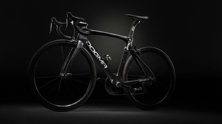 Black on black is the company's biggest-selling colour scheme