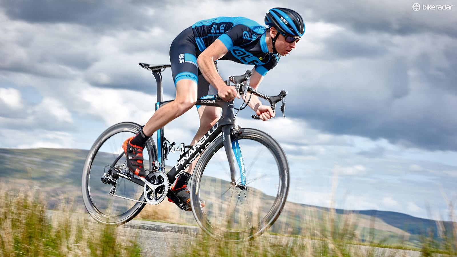 Pinarello's Dogma F8 is the jewel in the Italian bike builder's crown