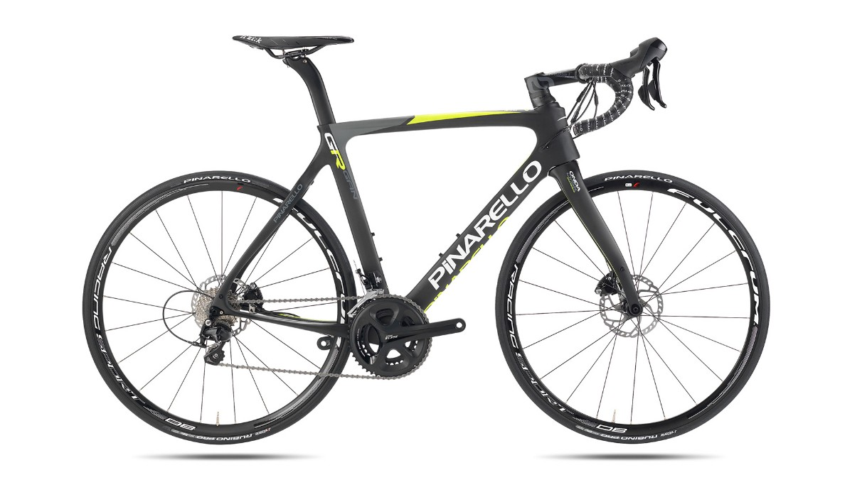 The more affordable Pinarello GAN GR loses the rear damper