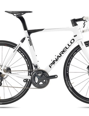 The Pinarello GAN GR-S gravel bike comes in an Ultegra spec
