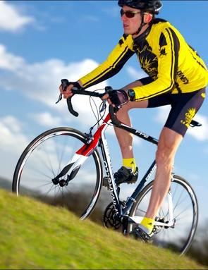 The FP2 rewards the focused rider
