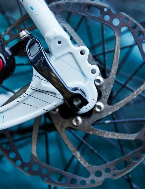 TRP Hylex hydraulic disc brakes