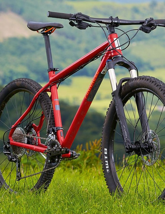 The traditional-looking frame hides some excellent practical and aesthetic detailing, as well as extensive internal tube tuning