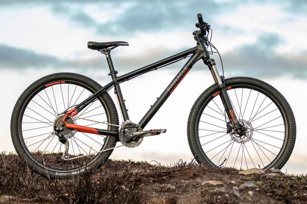 The Kapur is a great bike that is let down by its geometry