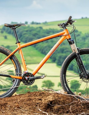 The Kapur 3 is a lot of bike for the money