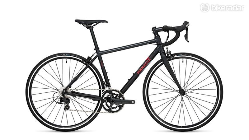 Pinnacle's Laterite 3 is another great budget bike from the Evans in-house brand