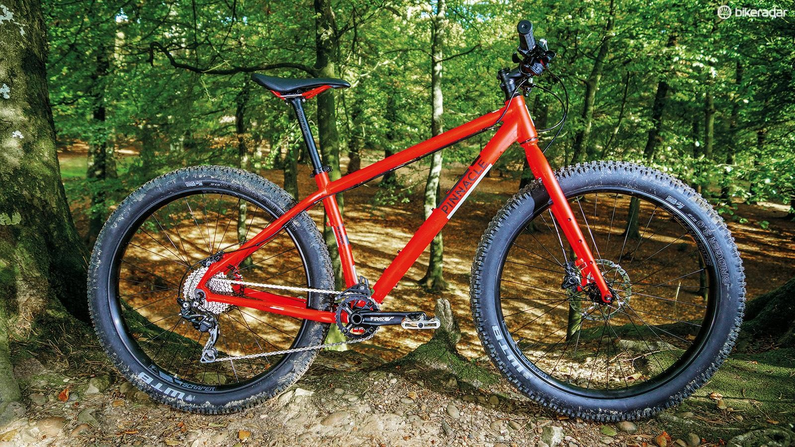Pinnacle's Ramin 3 Plus is a left field choice for those who want to spend £900