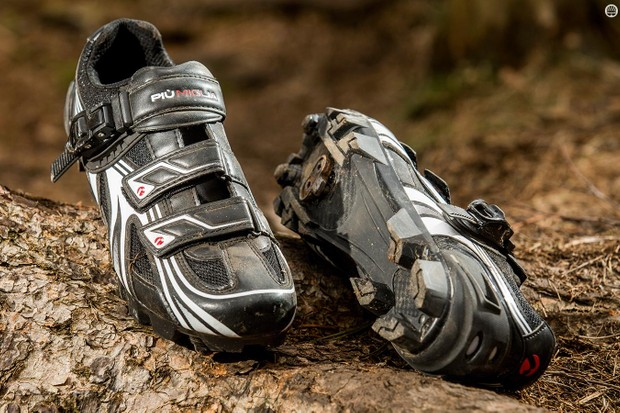 Piu Miglia's Montano shoes are a good option for summer riding