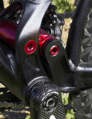 Pivot Cycles uses the PF92 system because its designers want extra width for suspension pivots without sacrificing frame stiffness