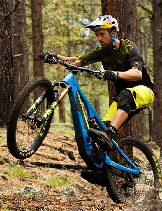 Pivot is going electric with the Shuttle eMTB