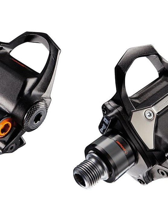 The new PowerTap P1 pedals are chunky