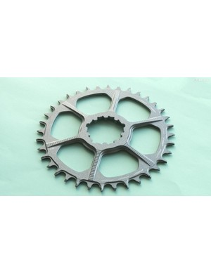 Whether or not a slippery chainring translates into real world performance benefits remains to be seen