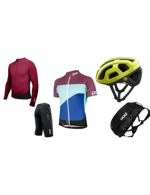 POC has just released details of its 2017 range