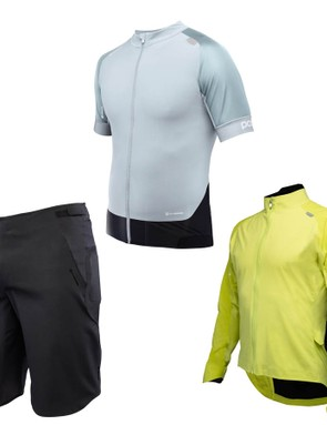 The Resistance XC gear is targeted both at riders who choose Lycra and those who favour baggies
