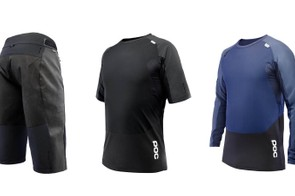 POC's Resistance DH gear is designed to survive serious abuse