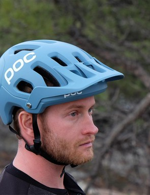 The Tectal is POC's latest trail/enduro helmet
