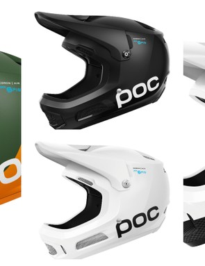 POC's new Coron Air Carbon Spin helmet is built for downhill and enduro riding