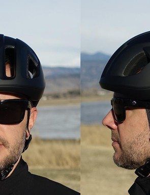 POC's Ventral SPIN brings incredible ventilation and clever rotational impact protection in the form of low-profle padding