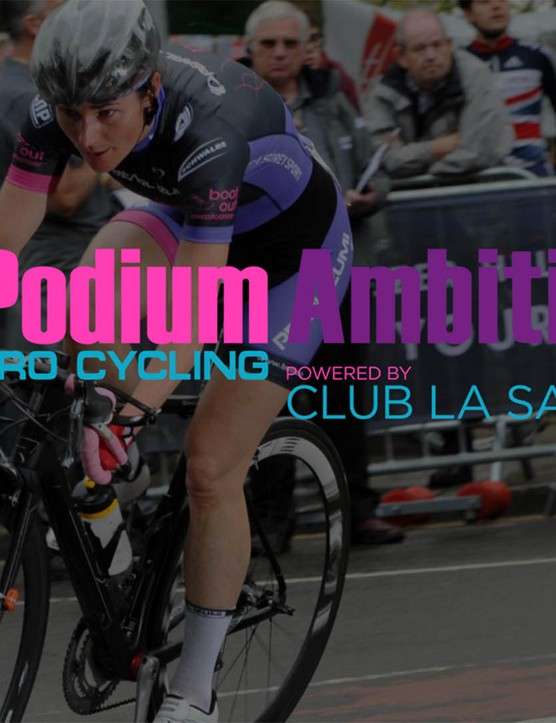 The Podium Ambition Pro Cycling Team powered by Club La Santa is UCI pro women's road racing team