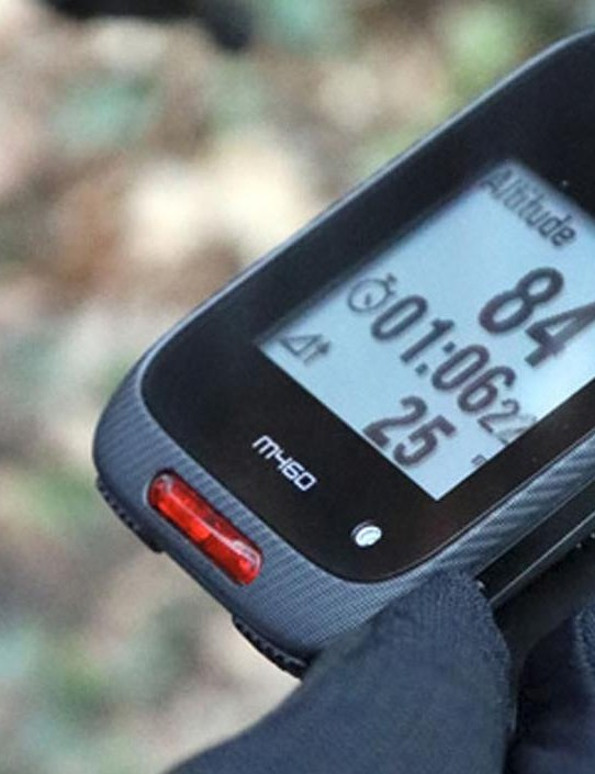 Polar's M460 is small but has plenty of functionality