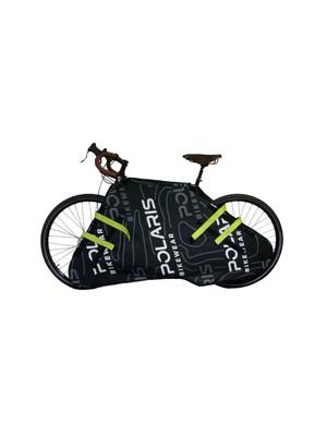 The Polaris Bike Rug in all its glory