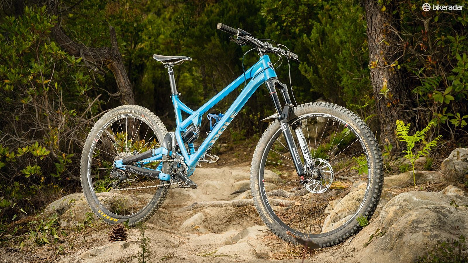 Pole is known for its long and slack mountain bikes, such as the Evolink 140