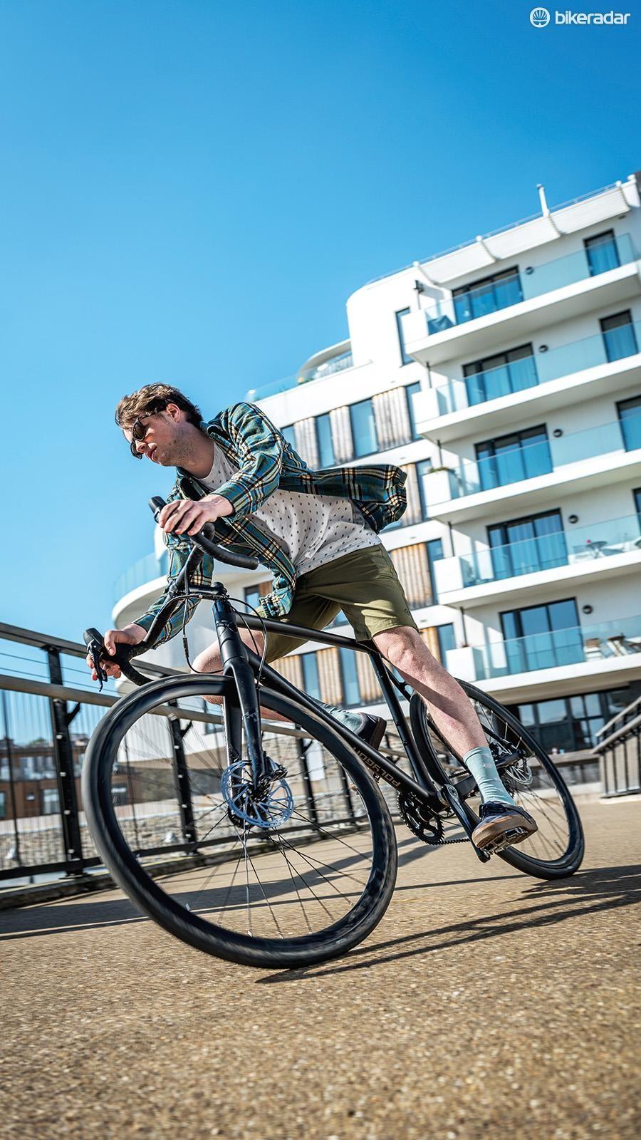 Polygon Bend CT5 first ride review - BikeRadar