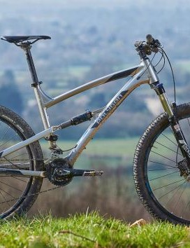 Full-suspension doesn't have to cost a fortune, Polygon's Siskiu D7 is proof