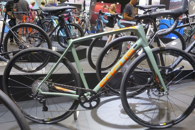 The new 8.9 GC takes the same Paralane chassis and gives it a gravel makeover
